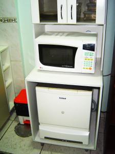 A kitchen or kitchenette at Studio Brasília