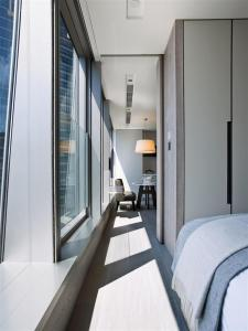 A balcony or terrace at One96