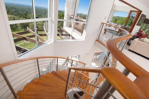 A balcony or terrace at Alexandria Retreat