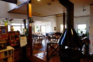 A restaurant or other place to eat at Guesthouse Sakuya