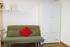 A seating area at Apartment Palais de France