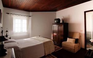 Uma cama ou camas num quarto em Casa da Padaria