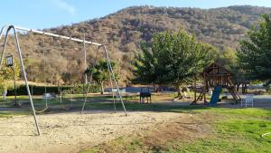 Area giochi per bambini di Western Holiday Lodge