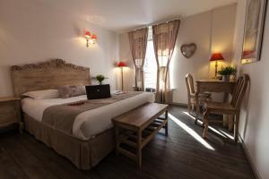 A room at Brit Hotel Bristol Montbéliard Centre