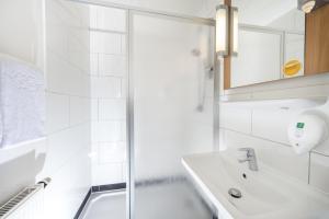 Ванная комната в ibis Leipzig Nord-Ost