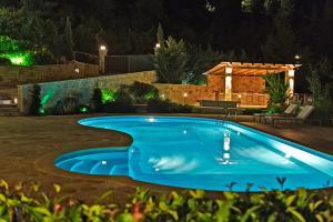 Πισίνα στο ή κοντά στο SAZ Villas