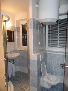 Ein Badezimmer in der Unterkunft Vila Kamila