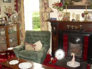 A seating area at Riverside B&B