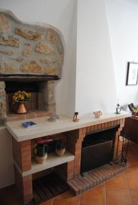 Cucina o angolo cottura di Casale San Felice
