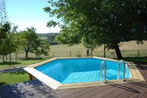 The swimming pool at or near La Petite Maison