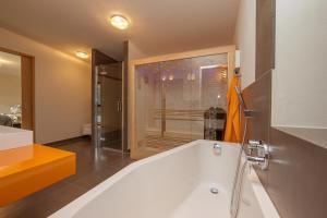 Ein Badezimmer in der Unterkunft Apartment Chrissies