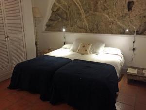Cama o camas de una habitación en Benali Guest House