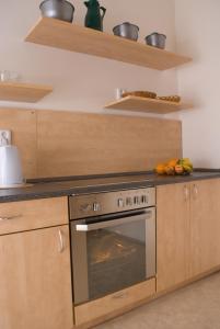 Küche/Küchenzeile in der Unterkunft Apartment Havlíčkova