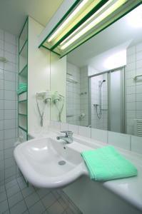 A bathroom at Hapimag Ferienwohnungen Winterberg