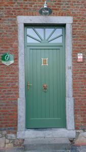 The facade or entrance of Gîte La Malavisée