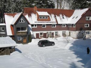 Ferienwohnungen Wiesenhof im Winter