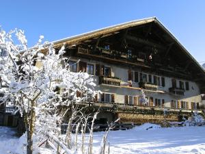 Apartment L'Armailli during the winter