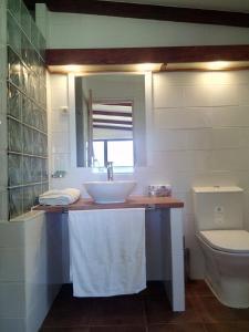A bathroom at Casa Cavoquinho
