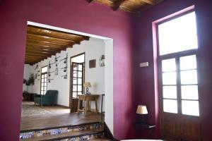 The lobby or reception area at Villa Turística de Priego