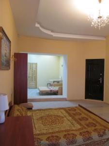 Кровать или кровати в номере Ришельевский