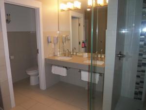 A bathroom at Century Casino & Hotel Cripple Creek