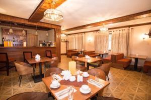 Ресторан / где поесть в Grushevy Hospitality Boutique