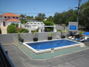The swimming pool at or near Regency Waterfront Noosa