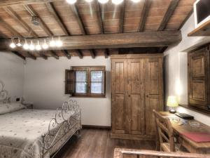 Letto o letti in una camera di La Locanda di Giulia