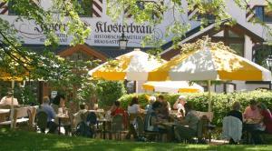 Restaurace v ubytování Irseer Klosterbräu