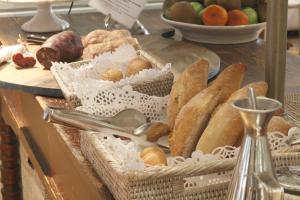 Ontbijt beschikbaar voor gasten van Ciutat de Girona