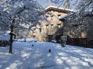 Hotel Can Blanc a l'hivern