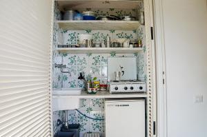 Cucina o angolo cottura di Floreal honey moon
