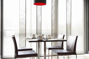 A restaurant or other place to eat at IntercityHotel Mannheim