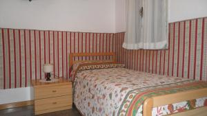 Cama ou camas em um quarto em Hotel Locanda Ca' Foscari