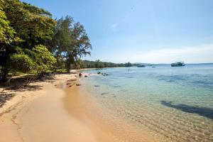 Bãi biển gần/ngay tại resort