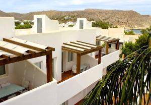 Un balcón o terraza de Real Agua Amarga Las Villas