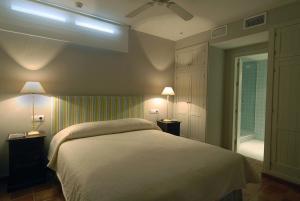 Cama o camas de una habitación en Real Agua Amarga Las Villas