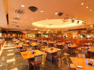 A restaurant or other place to eat at Akan Yuku no Sato Tsuruga