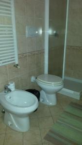 Bagno di B&B Manzoni Resort