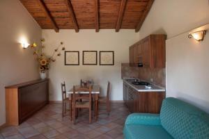 Cucina o angolo cottura di Appartamenti Vigna Dei Casali