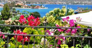 Balcone o terrazza di Badem Tatil Evi