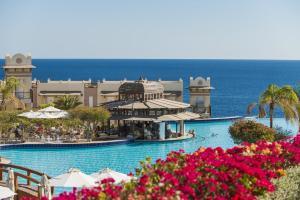 Uma vista da piscina em Concorde El Salam Sharm El Sheikh Front Hotel ou nas proximidades