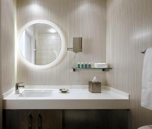 A bathroom at One King West Hotel and Residence