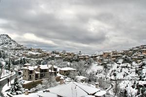 Το Εν Δημητσάνη τον χειμώνα
