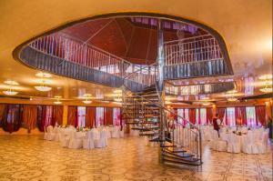 Banquet facilities at the resort