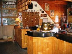 Cucina o angolo cottura di Hotel Quo Vadis