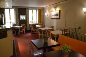 Un restaurante o sitio para comer en Saint Ferréol