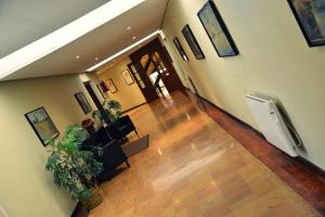 The lobby or reception area at Baztan