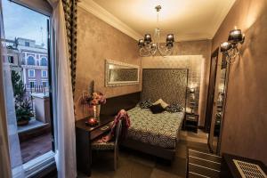 Гостиная зона в Hotel Romano