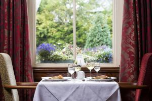 A restaurant or other place to eat at The Borrowdale Hotel